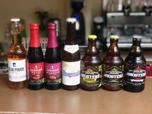 Cidres et Bières 33cl