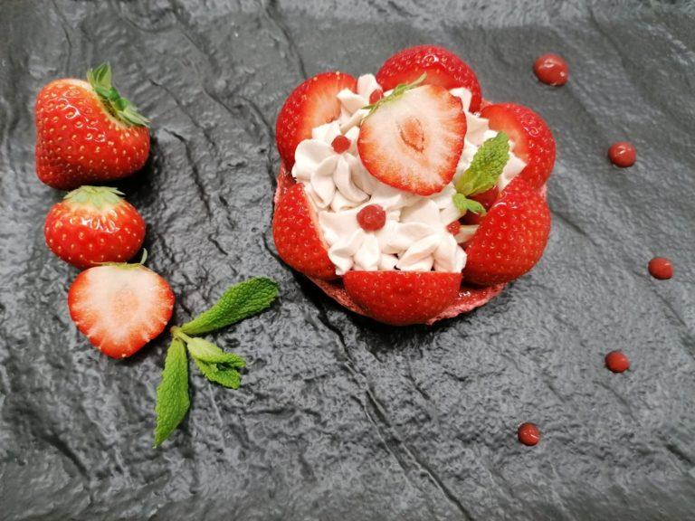 Macaron fraîcheur